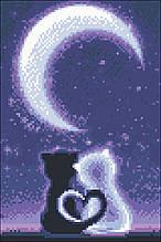 АМВ-109. Кохання під Місяцем. Алмазна мозаїка