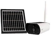 IP камера с солнечной панелью Solar Camera Y9 Wi-Fi 7585