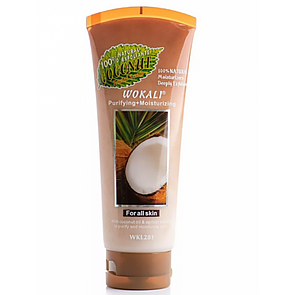 Скраб для лица Wokali Smoothing Moisturizing Coconut 120 мл
