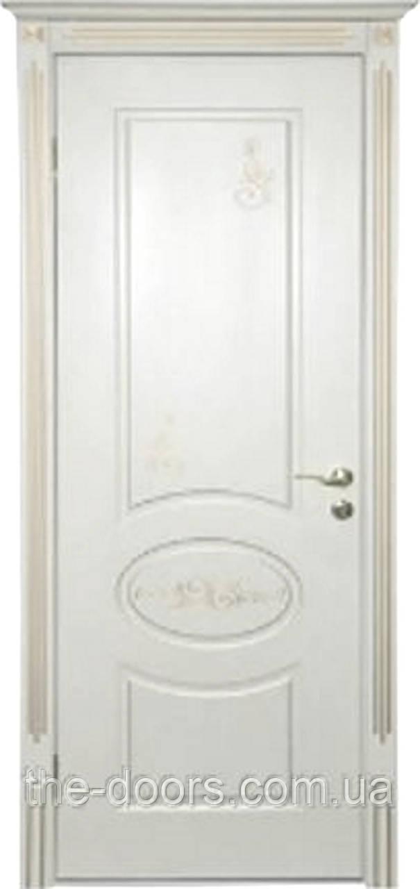 Двері Німан ВІП модель Версаль глуха