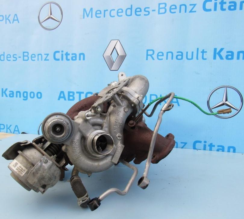 Турбіна bi-turbo GT1236z, 821942 для Фіат Таленті 1.6 dci Fiat Talento 2014-2021 р. в.