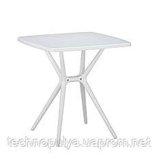 Стол пластиковый I SIT Furniture Noon Белый (M0102008)