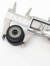 Ролик натяжителя цепи квадроцикла мотоцикла с подшипником D10/34мм, фото 3
