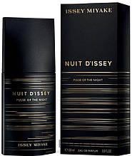 Мужская парфюмированная вода Issey Miyake Nuit d'Issey Parfum 100 мл