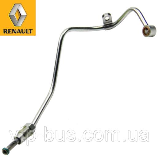 Масляная трубка турбины на Renault Trafic 2.5dCi G9U630 (146 л.с.) (2006-2014) Renault (оригинал) 8200469695