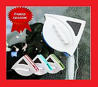 Магнітна щітка для миття вікон, фото 1