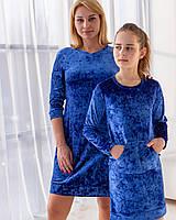 Фэмили лук. Платья для мамы и дочки.