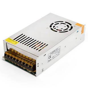 Блокпитания для светодиодной ленты12 В 25 A (300 Вт) 110-220 В