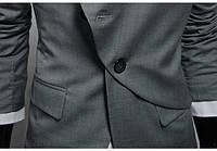 Чоловічий піджак. Модель 258-н, фото 4