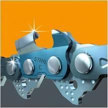 Цепь пилы 325, 1.3mm, 76зв, RS, под шину 20 (50см) (Rapid Micro 23RM Pro) STIHL ORIGINAL