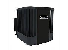 Печь для бани VESUVI Ребро 15 м³ без выноса, фото 2