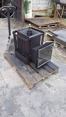 Печь для бани VESUVI Ребро 15 м³ без выноса, фото 3