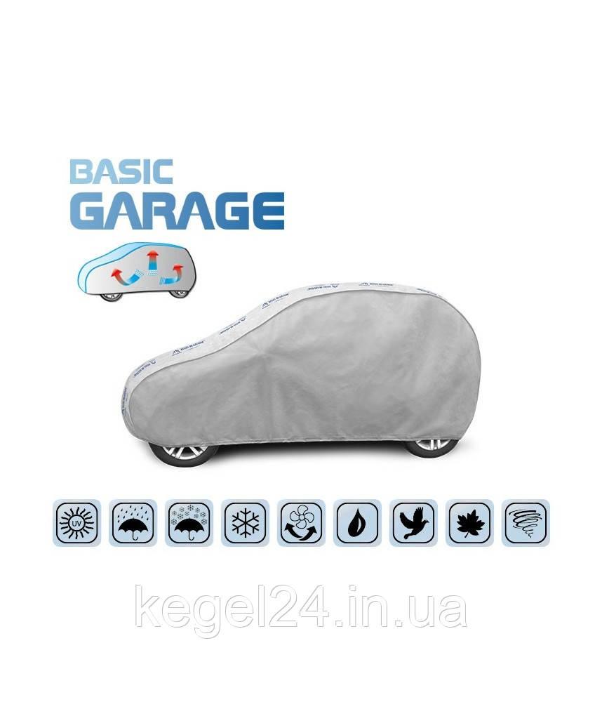 """Чохол-тент для автомобіля """"Basic Garage"""" розмір S2 Hatchback ОРИГІНАЛ! Офіційна ГАРАНТІЯ!"""