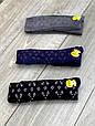 Підліткові дитячі колготи з бавовни KBS з візерунком для дівчат 7,9,11 років 6 шт. в уп. мікс з 3х кольорів, фото 4