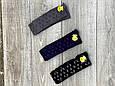 Підліткові дитячі колготи з бавовни KBS з візерунком для дівчат 7,9,11 років 6 шт. в уп. мікс з 3х кольорів, фото 5