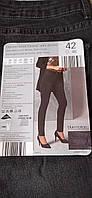 Стрейчеві джинси жіночі чорні 42-46 Blue Motion, фото 1