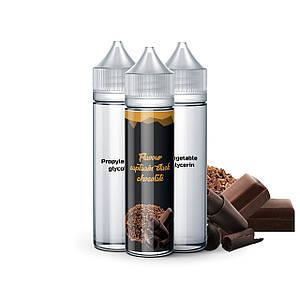 Набор для жидкости для вейпов Captain Black Chocolate 60 мл 0 мг Healthy