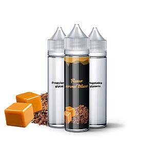 Набор для жидкости для вейпов Caramel tobacco 60 мл 0 мг Healthy