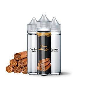 Набор для жидкости для вейпов Cuban cigar 60 мл 0 мг Healthy