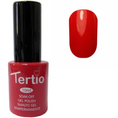Tertio Гель-лак №010 (красный), 10 мл