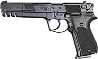 """Знову в наявності! Пневматичний пістолет WALTHER CP88 6"""" Compatition"""