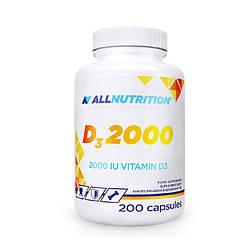 VIT D3 2000 - 200caps