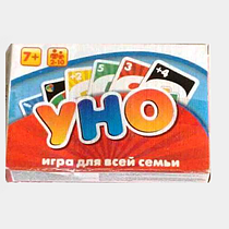 Настольная игра UNO для детей, Для всей семьи