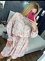 Жіноче легке літнє плаття, фото 1
