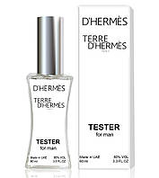 Тестер Hermes Terre D'hermes мужской, 60 мл