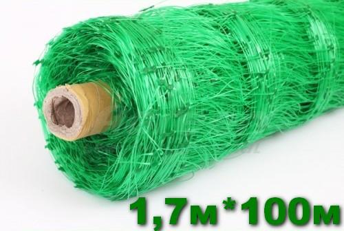 Сітка огіркова, шпалерна Agreen 1.7 м x 100м