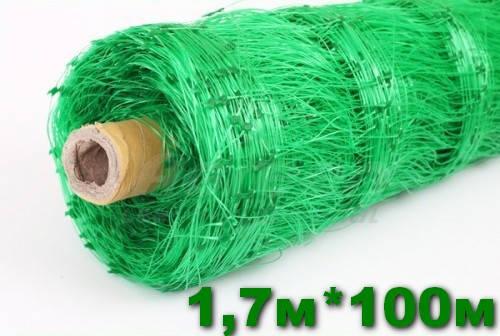 Сітка огіркова, шпалерна Agreen 1.7 м x 100м, фото 2