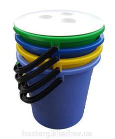 Ведра пластиковые