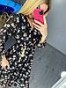Воздушное летнее женское платье