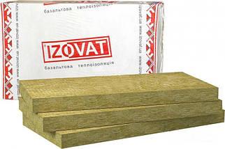Базальтовый утеплитель Izovat 40 1000х600х100мм (3м2), фото 2