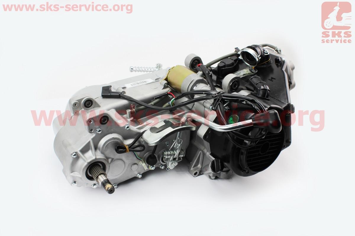 Двигун для квадроцикла (варіаторний) з редуктором задньої передачі в зборі 150куб