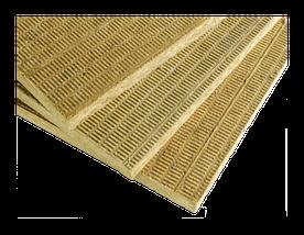 Базальтовый утеплитель Izovat 65 1000х600х100мм (3м2), фото 3