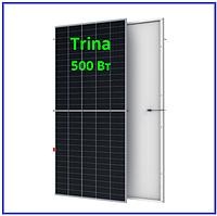 Солнечная панель 500Вт TSМ-DE18M(II) 500М HC 10ВB Trina Solar, фото 1