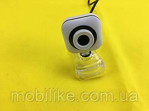 Веб-камера з мікрофоном White 02