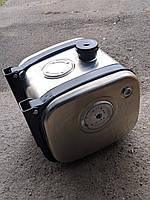 Бак гидравлический боковой алюминиевый 80 литров, 42*51*50, алюминиевый