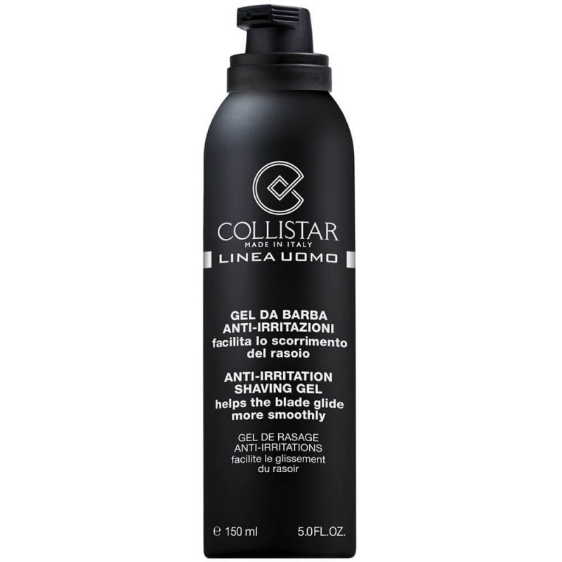 Гель для гоління COLLISTAR ANTI-IRRITATION SHAVING GEL 150ML