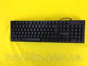 Ігрова клавіатура з підсвічуванням Jedel K500+