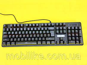 Механічна клавіатура з підсвічуванням Jedel Mechanical KL89