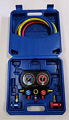Манометричний колектор комплект (шланги, муфти) для R1234YF