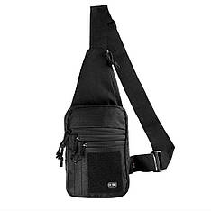 М-Тас сумка-кобура наплечная с липучкой Black