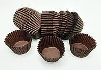 Бумажная одноразовая форма для конфет 30х24