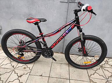"Горный велосипед Benetti 24"" PEGAS KEY DD 2021"