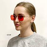 Сонцезахисні квадратні окуляри (унісекс), фото 6