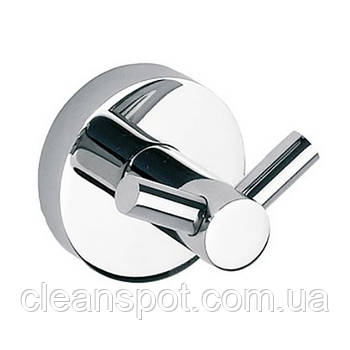 Крючок металлический двойной.  TA722
