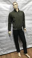 Мужской спортивный костюм ESCETIC.Брюки прямые,приуженные.Производство фабричная Турция.