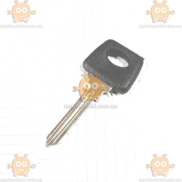 Заготівля ключ замка запалювання ВАЗ 2108 - 21099 новий тип (пр-во Росія) З 925323